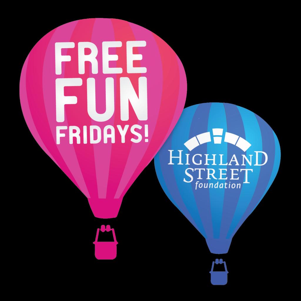 Free Fun Fridays!