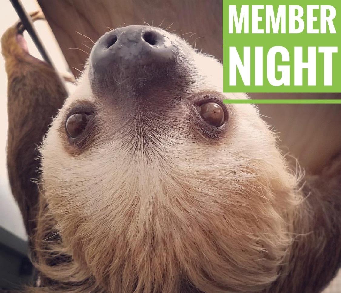 Member Night @ Buttonwood Park Zoo | New Bedford | Massachusetts | United States